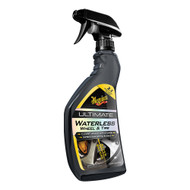 Meguiars Ultimate Waterless All Wheel  Tire - 24oz. *Case of 6*