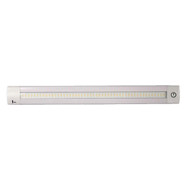 "Lunasea Adjustable Linear LED Light w\/Built-In Dimmer - 12"" Warm White w\/Switch"
