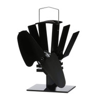 "Caframo Original Mini 6.5"" Fan - Black"