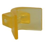 "C.E. Smith Y-Stop 3"" x 3"" - 1\/2"" ID Yellow PVC"