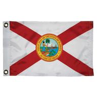 "Taylor Made Florida Nylon Flag 12"" x 18"""