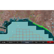 Garmin Standard Mapping - Gulf Coast Professional microSD\/SD Card