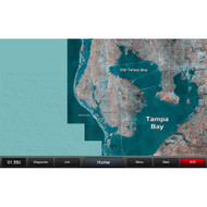 Garmin Standard Mapping - Florida West Pen Classic microSD\/SD Card