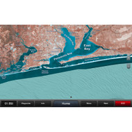 Garmin Standard Mapping - Emerald Coast Classic microSD\/SD Card