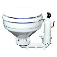 GROCO HF Series Hand Operated Marine Toilet