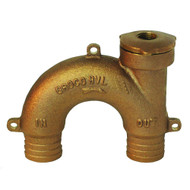 "GROCO Bronze Vented Loop - 1\/2"" Hose"