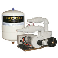 GROCO Paragon Junior 24v Water Pressure System - 1 Gal Tank - 7 GPM