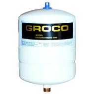 GROCO Pressure Storage Tank - 1.4 Gallon Drawdown