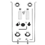 Edson Hardware Kit f\/Luncheon Table - Clamp Style