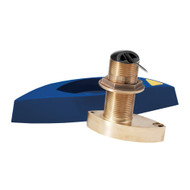 Furuno B785M Bronze Thru-Hull Chirp Transducer w\/High Speed Fairing Block