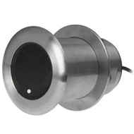 Furuno SS75M Stainless Steel Thru-Hull Chirp Transducer - 12 Tilt - Med Frequency