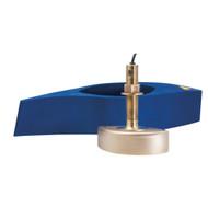 Furuno B285M Medium-Frequency CHIRP Transducer w\/Temperature - Bronze Thru-Hull w\/High Speed Fairing Block