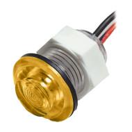 Innovative Lighting LED Bulkhead Livewell Light Flush Mount - Amber