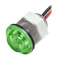 Innovative Lighting LED Bulkhead Livewell Light Flush Mount - Green