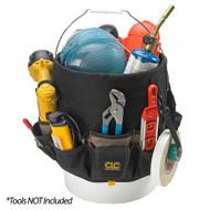 CLC 48 Pocket Bucket Organizer