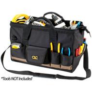 "CLC 18"" MegaMouth Tool Bag"