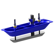 Navico StructureScanHD Sonar Stainless Steel Thru-Hull Transducer (Single)