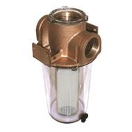 """GROCO ARG-2500 Series 2-1\/2"""" Raw Water Strainer Non-Metallic Strainer"""