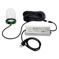 Hydro Glow LED Underwater Dock Light - 200W - 50 Cord - White