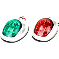 Sea-Dog White LED Navigation Lights - Port  Starboard