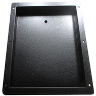 Rod Saver Flat Foot Recessed Tray f\/Wireless Foot Pedals - Minn Kota or MotorGuide