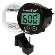 HawkEye DepthTrax 2B In-Dash Digital Depth Gauge - TM\/In-Hull