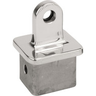 Sea-Dog Stainless Square Tube Top Fitting