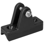 Sea-Dog Nylon Concave Deck Hinge - Black