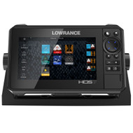 Lowrance HDS-7 LIVE w\/Active Imaging 3-in-1 Transom Mount  C-MAP Pro Chart