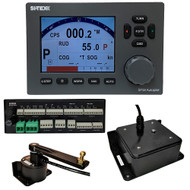 SI-TEX SP38-2 Autopilot Core Pack Including Flux Gate Compass  Rotary Feedback, No Pump