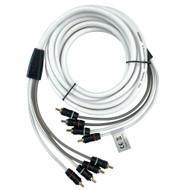 FUSION EL-FRCA6 6 Standard 4-Way RCA Cable