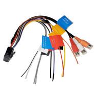 FUSION Power, Speaker  RCA Cable f\/MS-SRX400 (D Port)