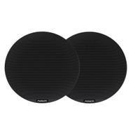 "FUSION SG-X65B 6.5"" Grill Cover f\/SG-C65W - Black - Pair"