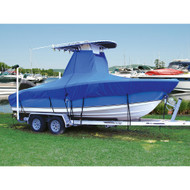 "Taylor Made T-Top Boat Semi-Custom Cover 235"" - 244"" x 102"" - Blue"