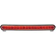 "RIGID Industries SR-L Series 20"" Off-Road LED Light Bar - Black w\/Red Halo Back Lighting"