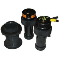 Furuno 235DT-PSE Plastic Thru-Hull, Digital Depth and Temp Sensor (7-Pin)