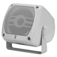 PolyPlanar Subcompact Box Speaker - (Pair) White