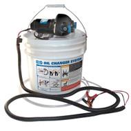 Jabsco DIY Oil Change System w\/Pump & 3.5 Gallon Bucket