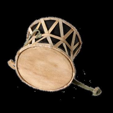 Nepalese two headed Drum / Damaru