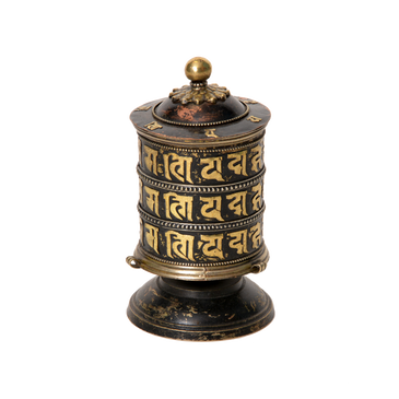 Prayer Wheel for Table
