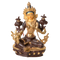 Gold Plated Green Tara