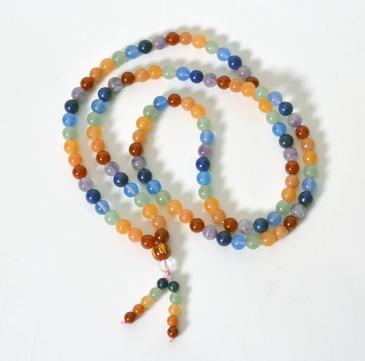 Chakra Mala bead