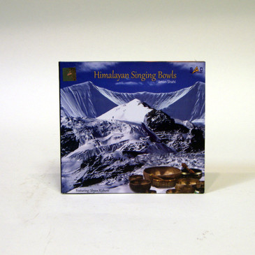 Himalayan Singing Bowl music CD