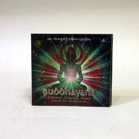 Buddhayana Tibetan Singing Bowl sound for meditation - music CD