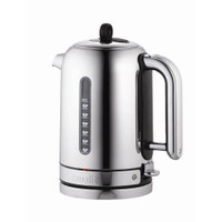 Dualit Classic Kettle, 1.7 Litre, Polished Chrome