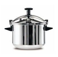 Tefal Authentic Stainless Steel Pressure cooker 6.Ltr