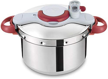 Tefal Stainless Steel Pressure Cooker 7.5 litre