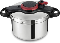 TEFAL P4624866 PRESSURE COOKER CLIPSO MINUT EASY 7.5 L