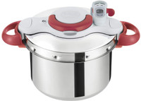 Tefal  S.Steel Clipso minut Perfect  Pressure cooker 9.L