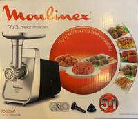 Moulinex Meat Mincer HV3 + KEBBE ATT
